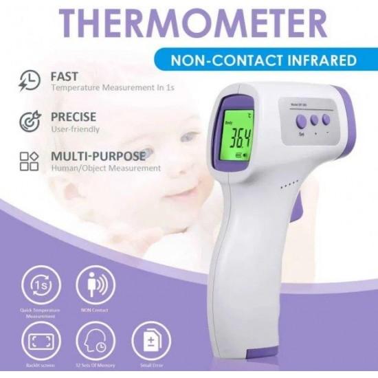 Brezstični IR termometer-Termometri telesne temperature