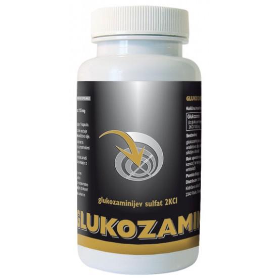 Glukozamin-Mišice, sklepi in kosti