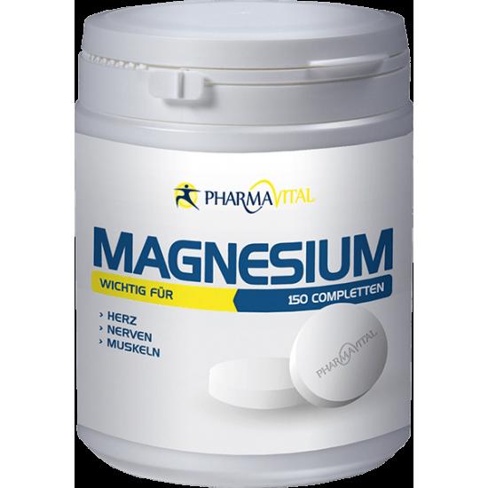 Magnezij 250mg-Mišice, sklepi in kosti