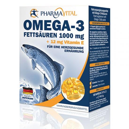 Omega 3-Holesterol, srce in ožilje