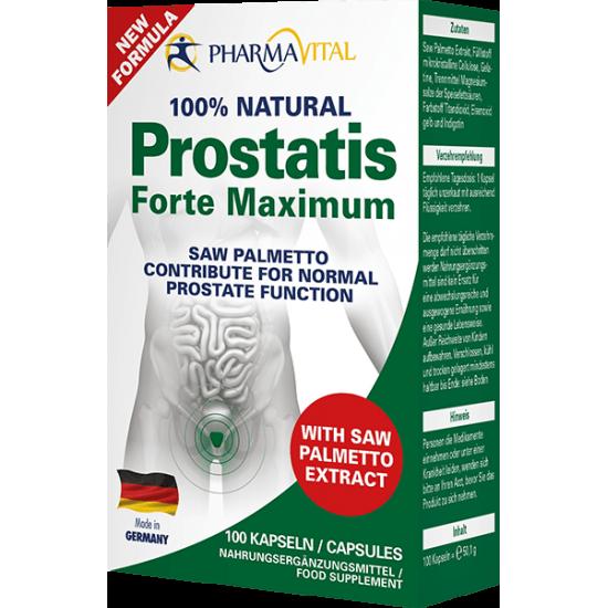 Prostatis forte maximum-Prostata